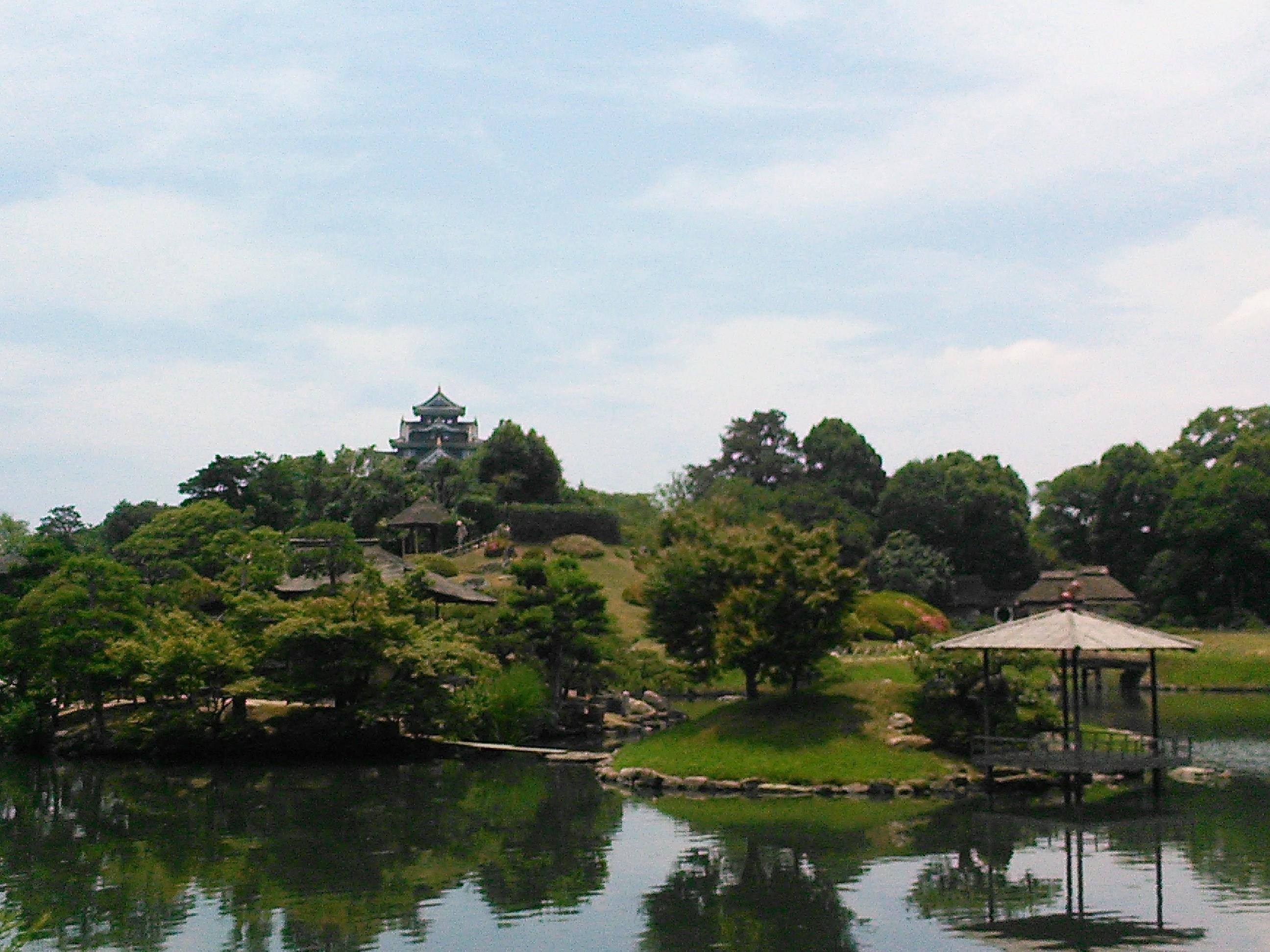 岡山・後楽園
