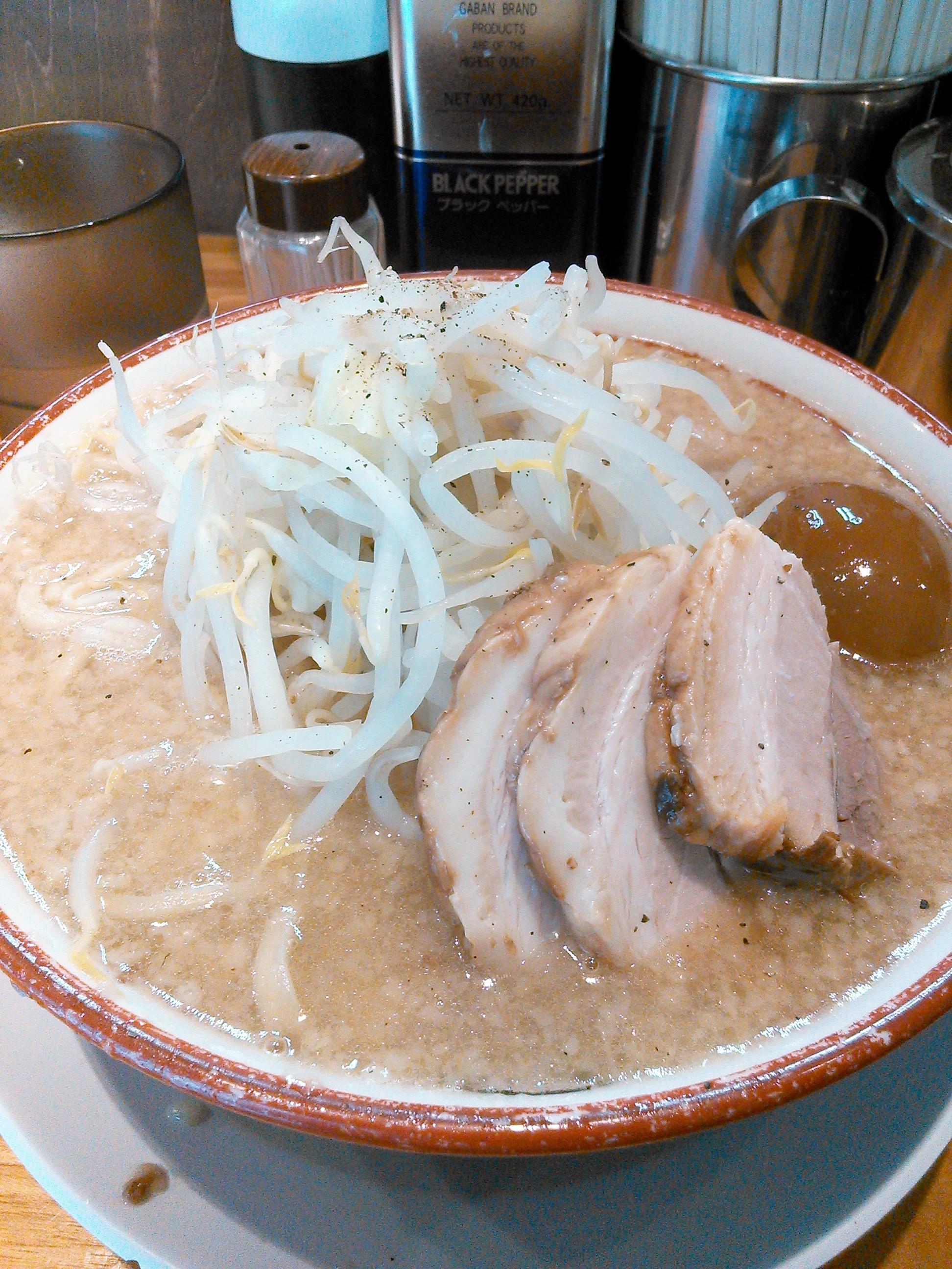 バリ男・煮卵&ラーメンセット「バリ娘ちゃん」
