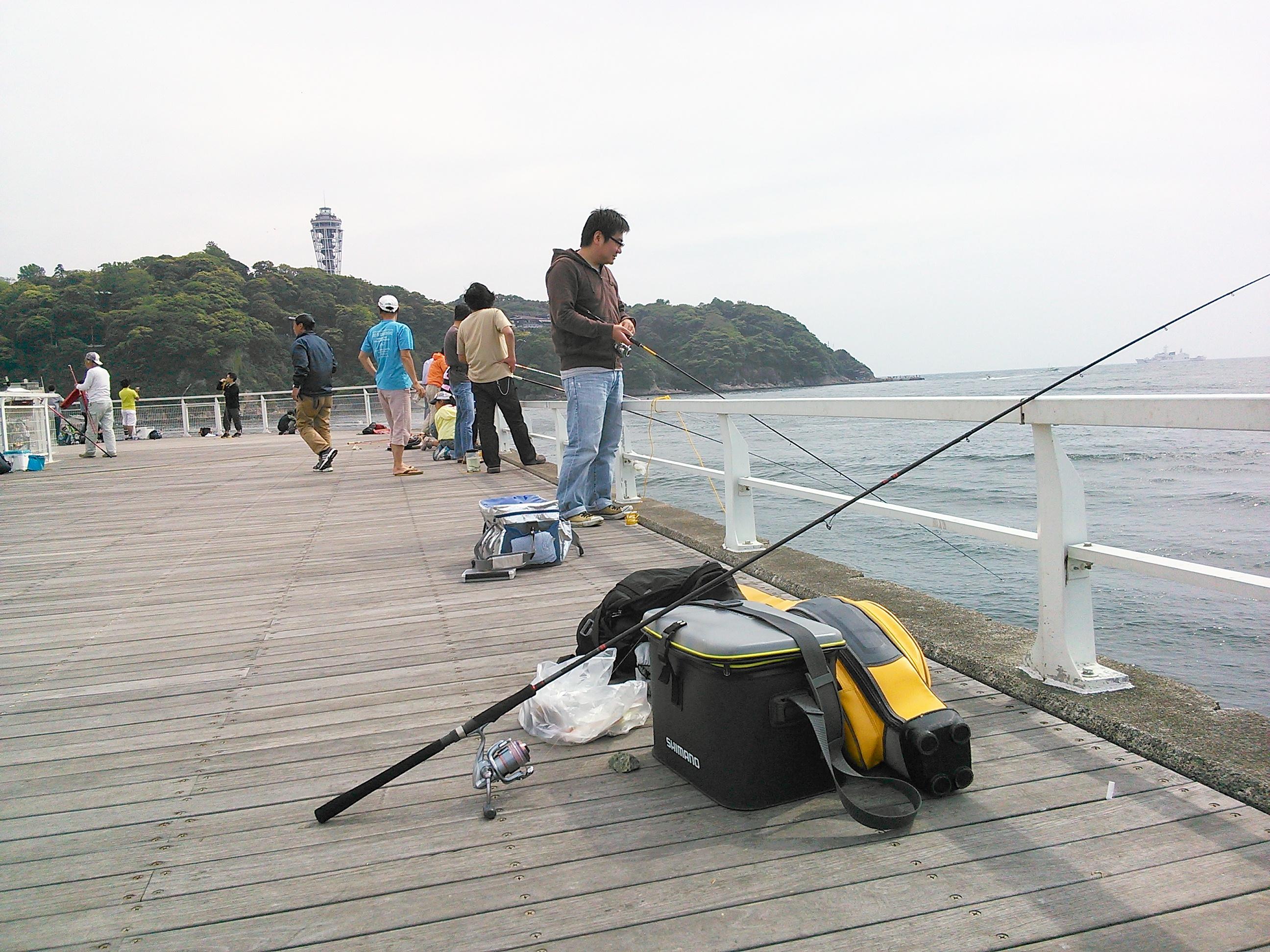 江ノ島・片瀬漁港
