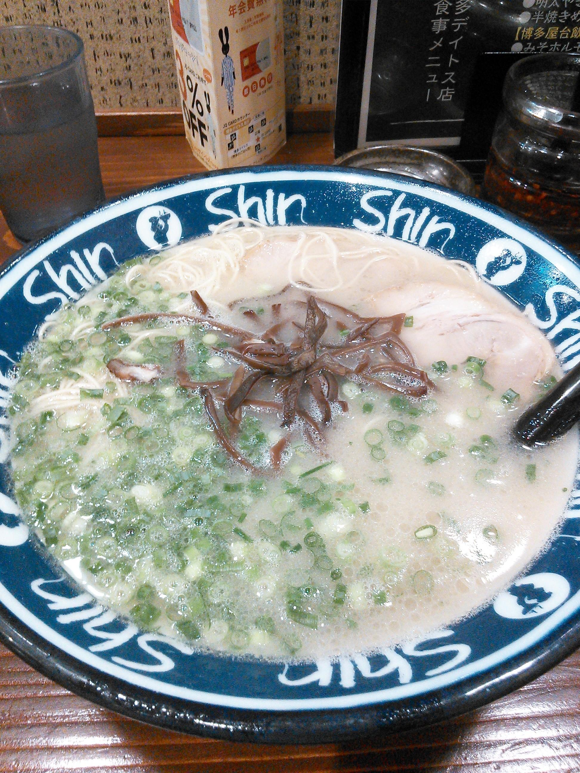 ShinShinのラーメン