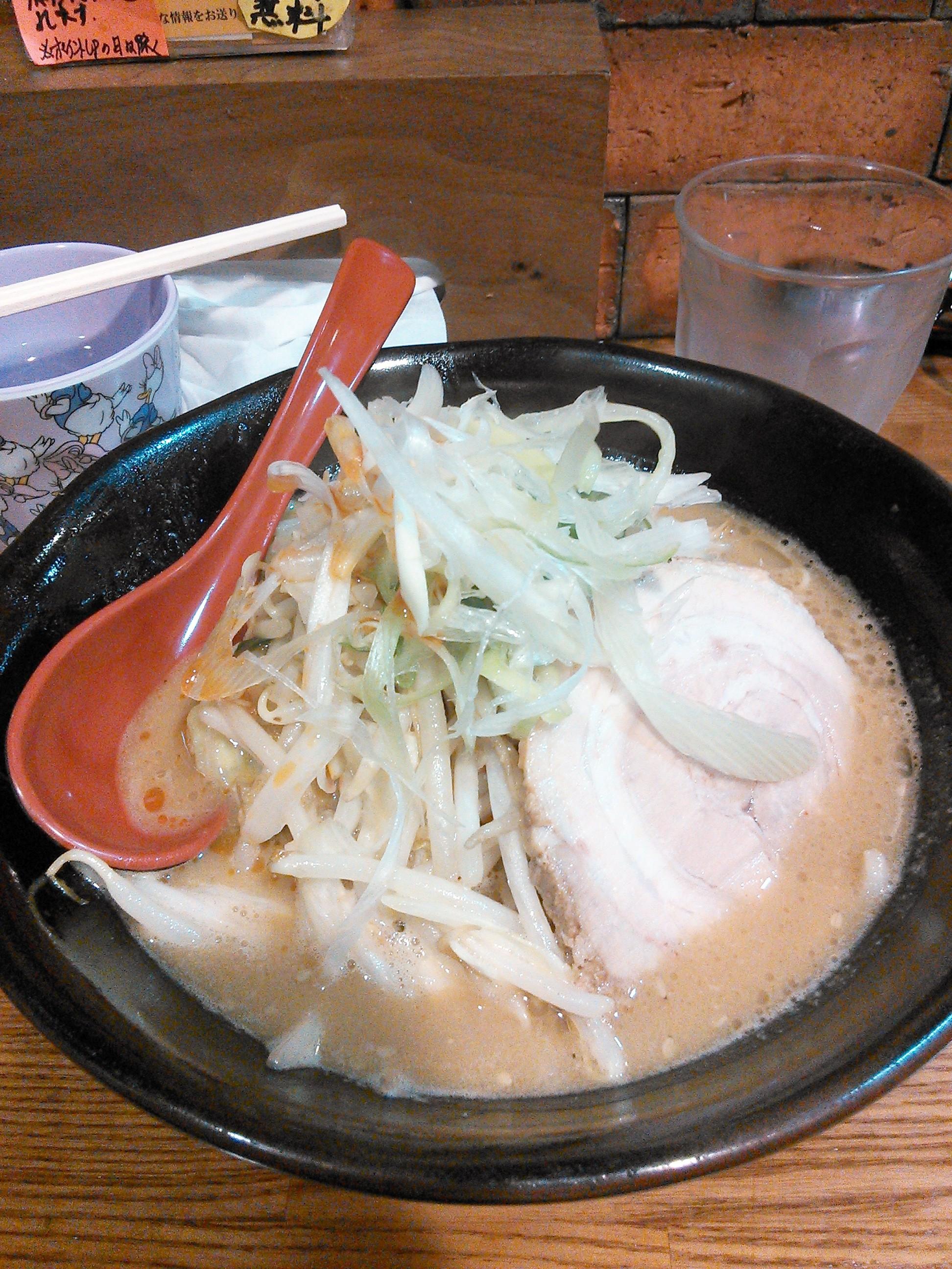 麺処 花田の味噌らーめん