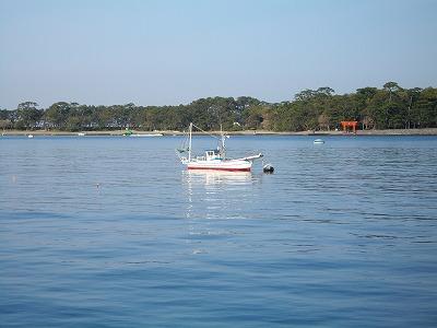 西伊豆・戸田港の漁船