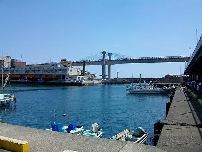 小田原の早川港