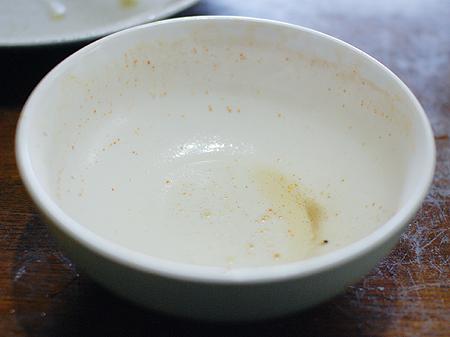 極太 つけ麺の達人 濃厚豚骨醤油を完食