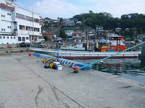 神奈川県・真鶴港