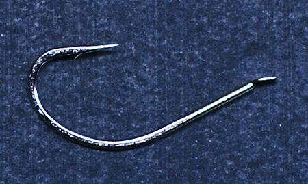 かわせみ針の丸せいご(白) 13号の形状