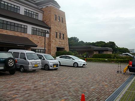 横須賀・アイクルの駐車スペース