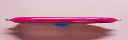タックルハウスのメタルジグ「ピーボーイジグ フラット」は薄い