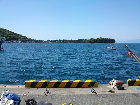西伊豆の戸田港