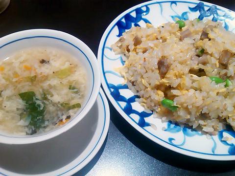 唐菜のチャーハン