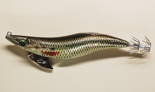 ダイワの餌木「エメラルダス ヌード」