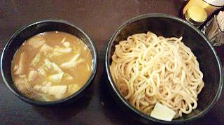 目黒 づゅる麺池田のつけ麺